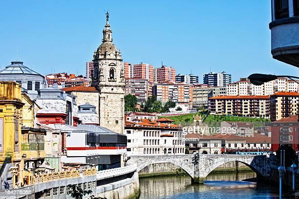 Bilbao view.