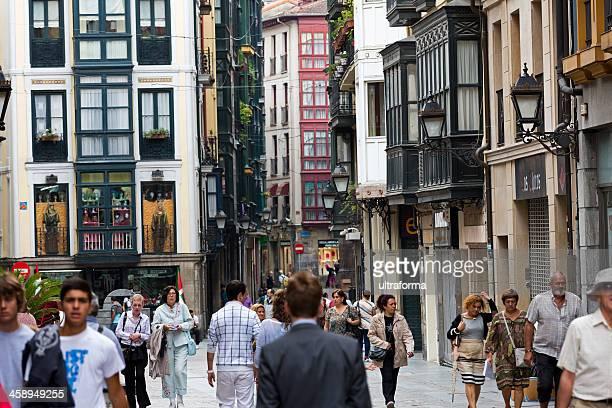 Bilbao el Casco Viejo