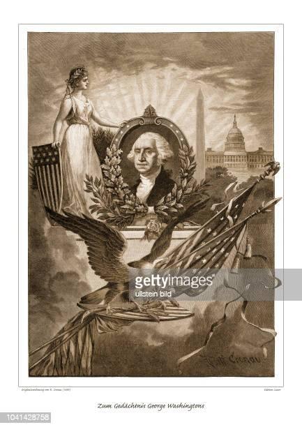 Zum Gedenken George Washingtons