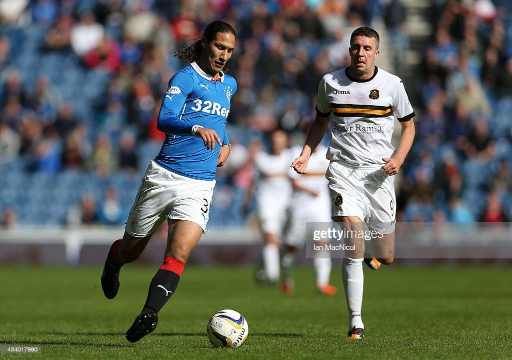 Rangers v Dumbarton - Scottish Championship
