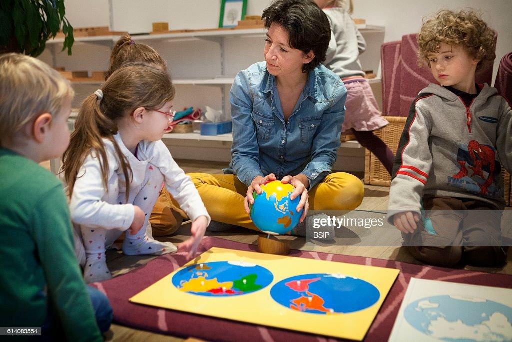 Bilingual Montessori School In Haute Savoie France Which Caters To Children 2