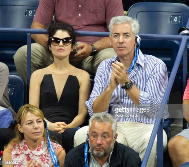 Bill Achman at Day 12 of the US Open held at the USTA Tennis Center on September 7, 2018 in New York City.