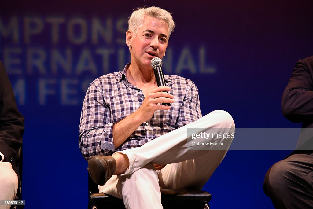 The Hamptons International Film Festival SummerDocs Series Screening Of BETTING ON ZERO : News Photo
