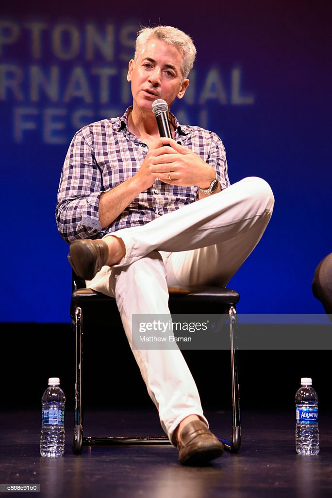 The Hamptons International Film Festival SummerDocs Series Screening Of BETTING ON ZERO