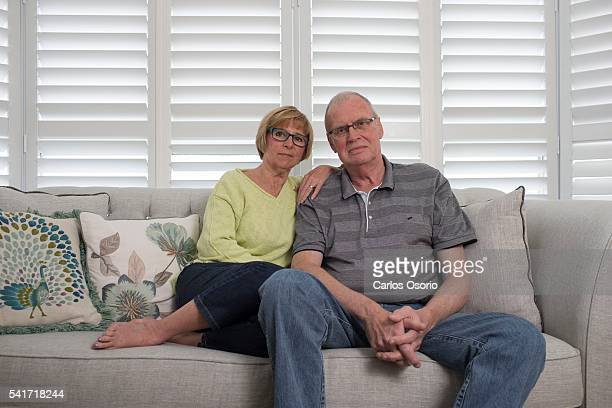 TORONTO ON JUNE Bill Alloway and wife Carole Ann Alloway photographed at their home in Toronto A Toronto retiree who underwent nine surgeries in the...