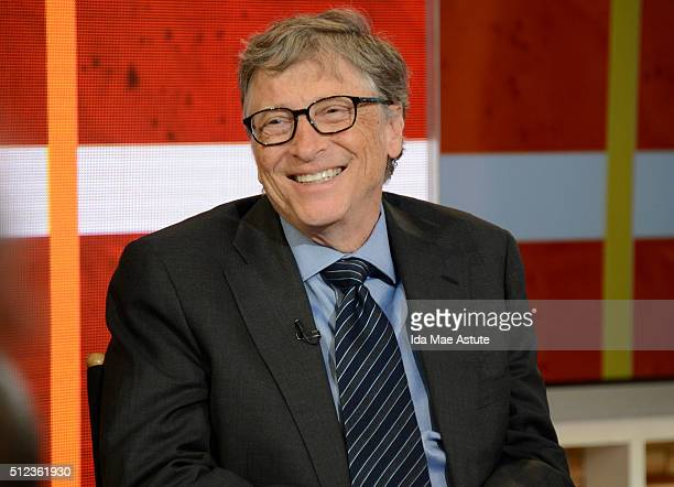 AMERICA Bill and Melinda Gates talk with Robin Roberts about the goals of their Foundation which works to help people improve their health lift...