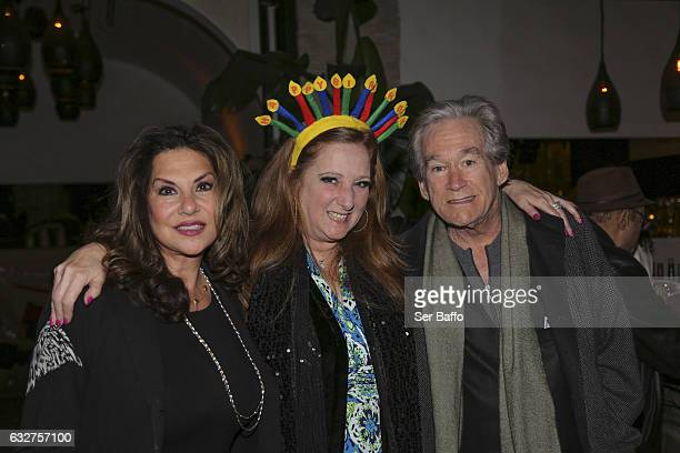 Bill and Tamara Champlin attend Jodi Jackson's Birthday Party at Red O on January 25 2017 in Los Angeles California