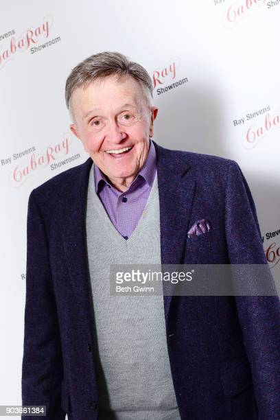 Bill Anderson attends the Ray Stevens CabaRay Showroom VIP Celebration on January 10 2018 in Nashville Tennessee