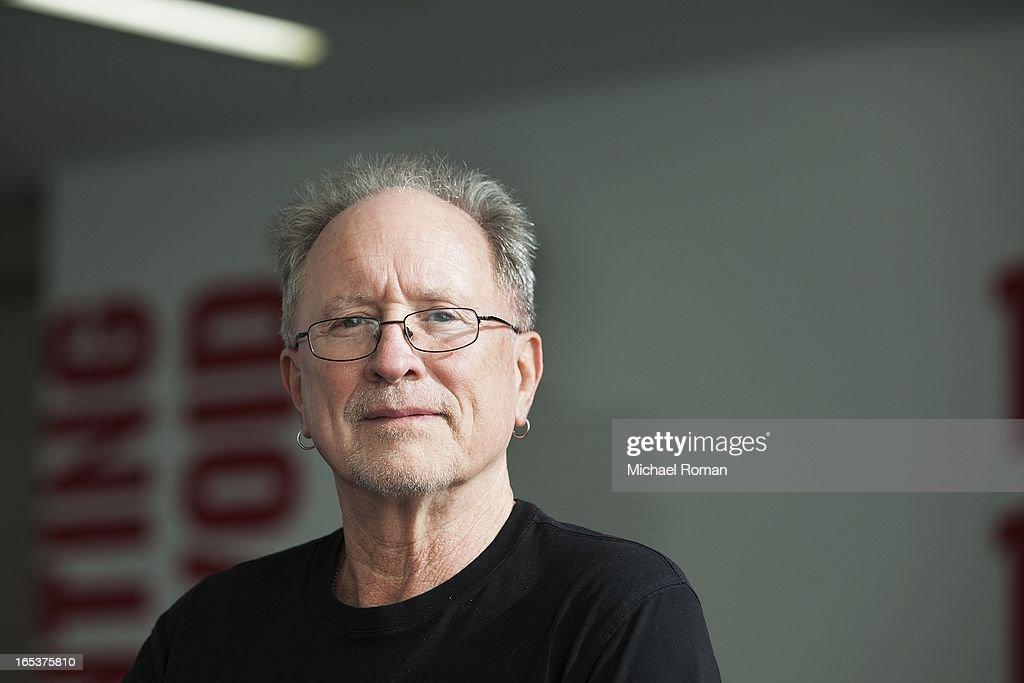Bill Ayers Portrait Session : News Photo