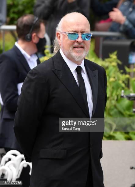 Bill Bailey arrives for the Virgin Media Bafta TV Awards at Television Centre on June 06, 2021 in London, England.