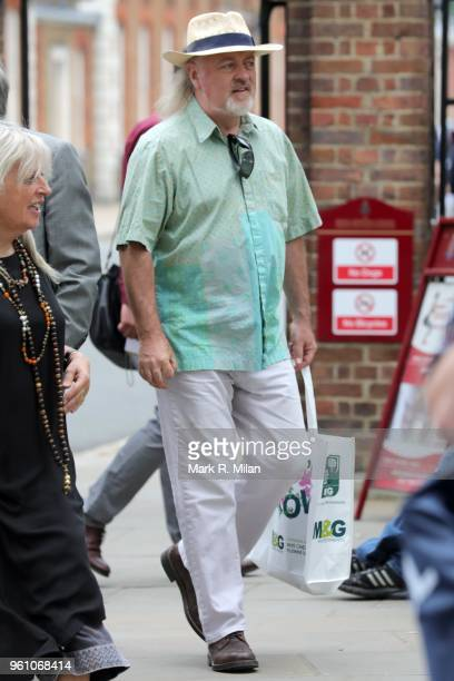 Bill Bailey attending Chelsea Flower show on May 21 2018 in London England