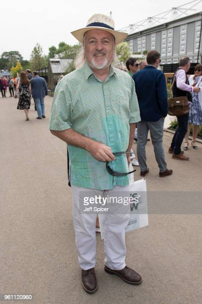 Bill Bailey attends the Chelsea Flower Show 2018 on May 21 2018 in London England