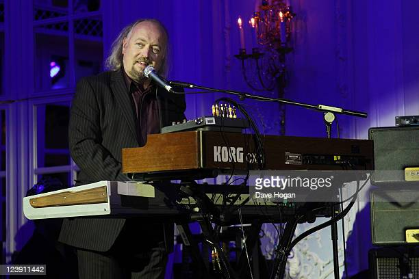 Bill Bailey attends the Freddie For A Day 65th birthday anniversary party at The Savoy Hotel on September 5 2011 in London United Kingdom