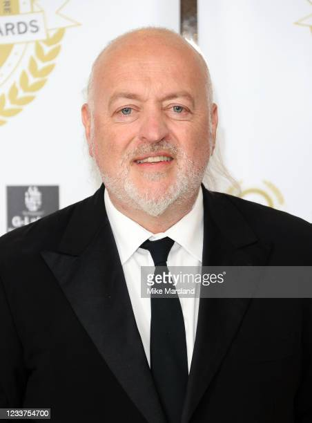 Bill Bailey attends the National Film Awards 2021 at Porchester Hall on July 1, 2021 in London, England.