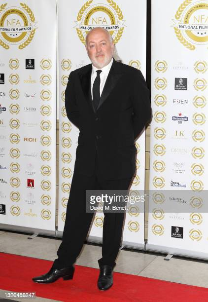 Bill Bailey attends the National Film Awards UK 2021 at Porchester Hall on July 01, 2021 in London, England.