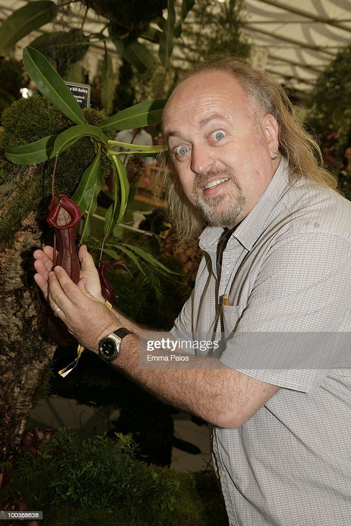 Bill Bailey attends the Press & VIP preview at The Chelsea Flower Show at Royal Hospital Chelsea on May 24, 2010 in London, England.