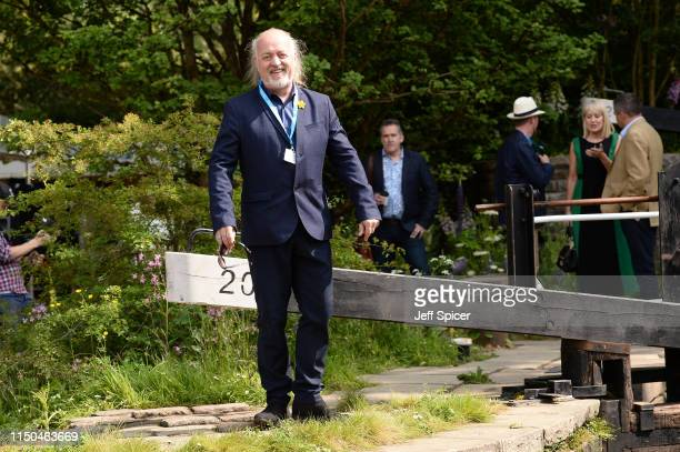 Bill Bailey attends the RHS Chelsea Flower Show 2019 press day at Chelsea Flower Show on May 20 2019 in London England