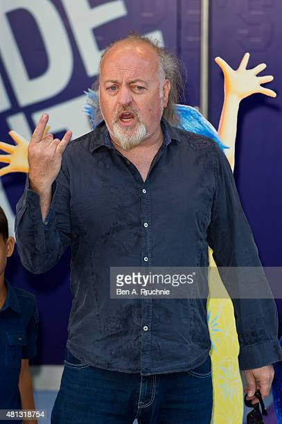 Bill Bailey attends the UK Gala Screening of 'Inside Out' at Odeon Leicester Square on July 19 2015 in London England