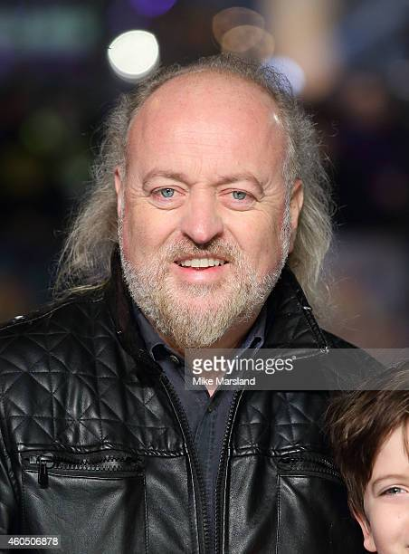 Bill Bailey attends the UK Premiere of 'Night At The Museum Secret Of The Tomb' at Empire Leicester Square on December 15 2014 in London England