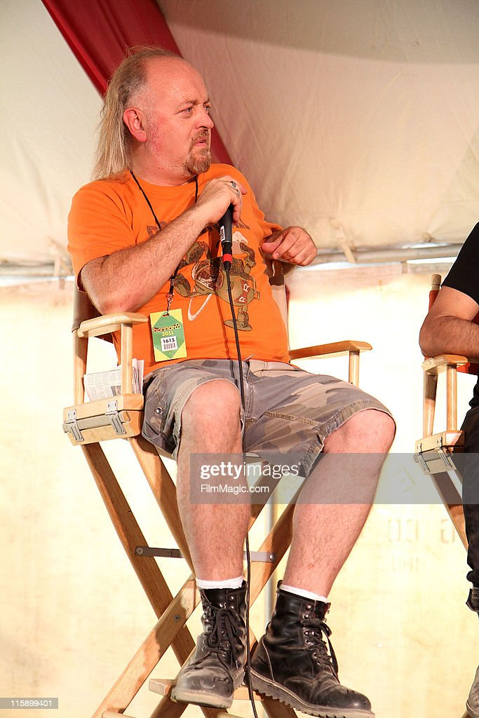 Bill Bailey during Bonnaroo 2011 on June 11, 2011 in Manchester, Tennessee.