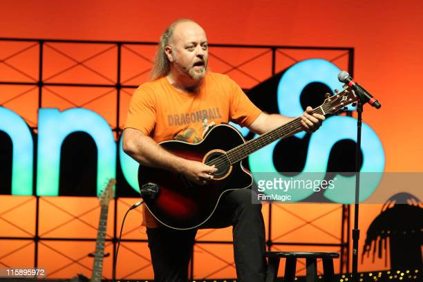 Bill Bailey on stage during Bonnaroo 2011 at The Comedy Theatre on June 11, 2011 in Manchester, Tennessee.