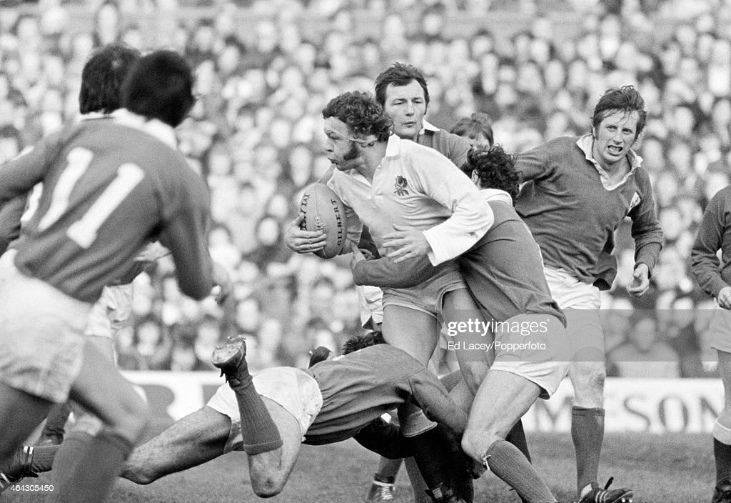 Bill Beaumont - England Rugby Union : News Photo
