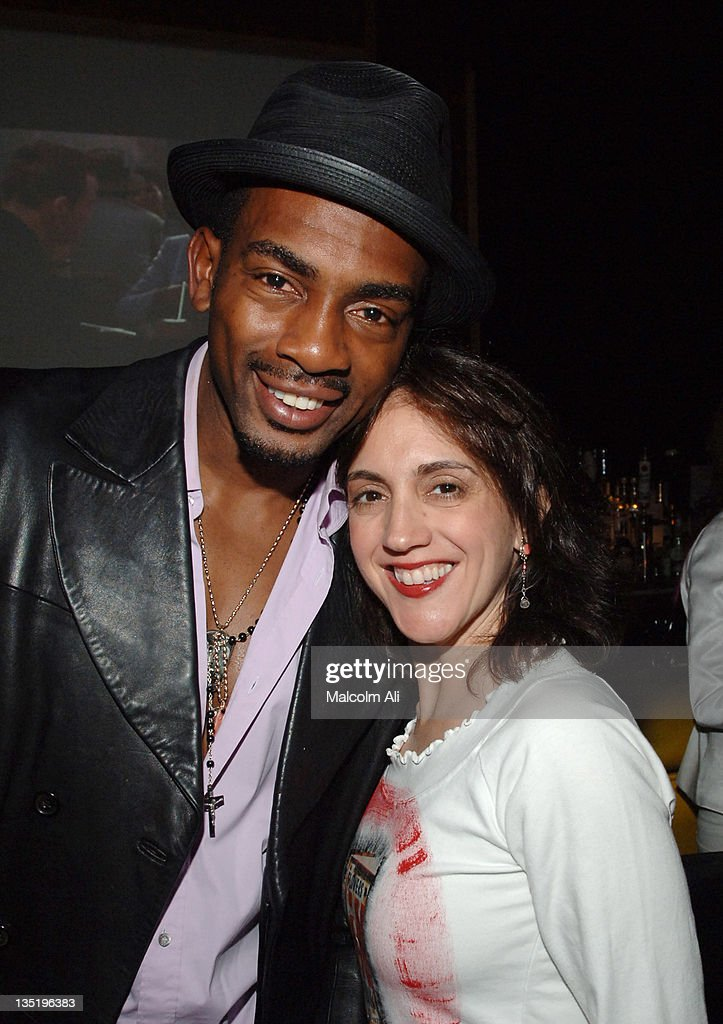 Bill Bellamy and Leah Sydney