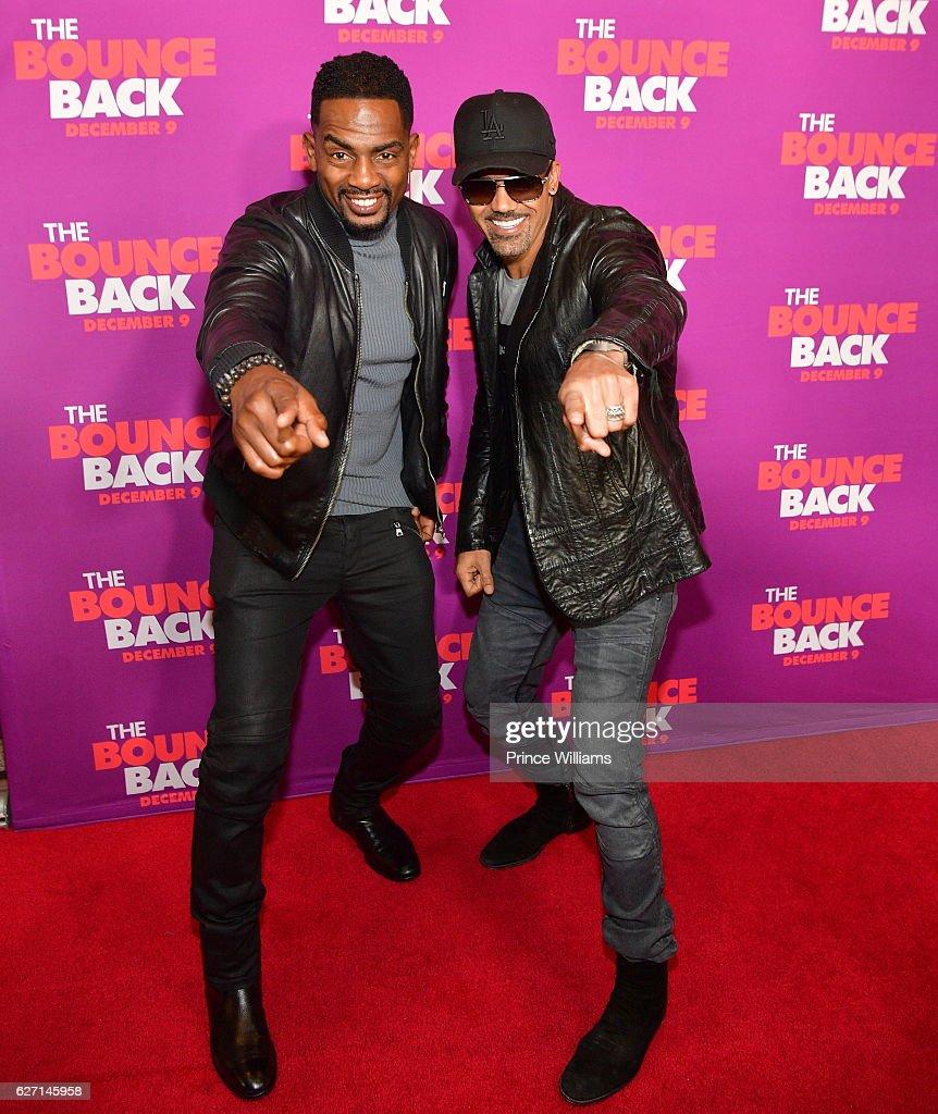 """""""The Bounce Back"""" Atlanta Screening : Foto di attualità"""