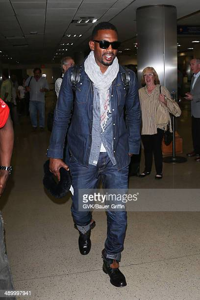 Bill Bellamy seen at LAX on May 12 2014 in Los Angeles California