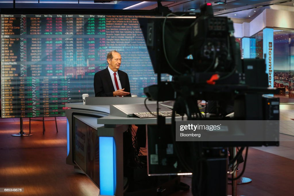 Bill Bradley, managing director of Allen & Co., speaks during a Bloomberg Television interview in New York , U.S., on Friday, May 19, 2017. Bradley discussed the probability of achieving U.S. tax reform and the need to clean up tax loopholes. Photographer: Christopher Goodney/Bloomberg via Getty Images