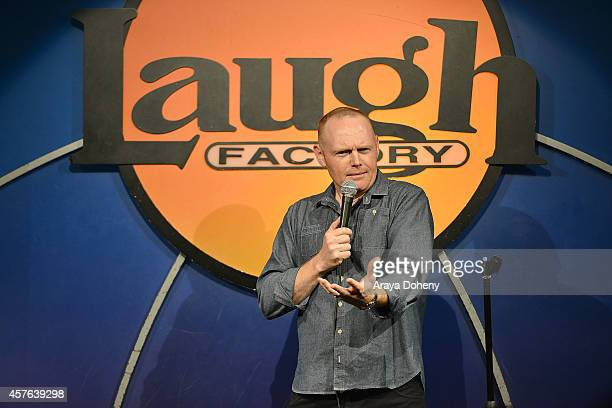 Bill Burr attends the 11th Annual COMEDY FOR A CAUSE Benefiting The Hollywood Wilshire YMCA at The Laugh Factory on October 21 2014 in West Hollywood...