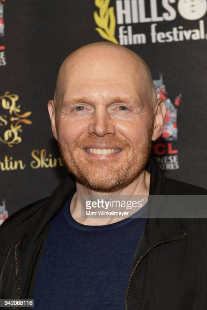 Bill Burr attends the 18th Annual International Beverly Hills Film Festival Opening Night Gala Premiere of 'Benjamin' at TCL Chinese 6 Theatres on...