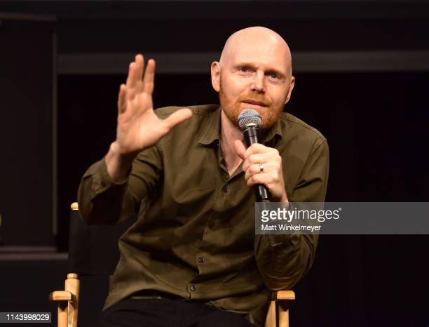 Bill Burr speaks onstage at the Netflix Adult Animation QA and Reception on April 20 2019 in Hollywood California