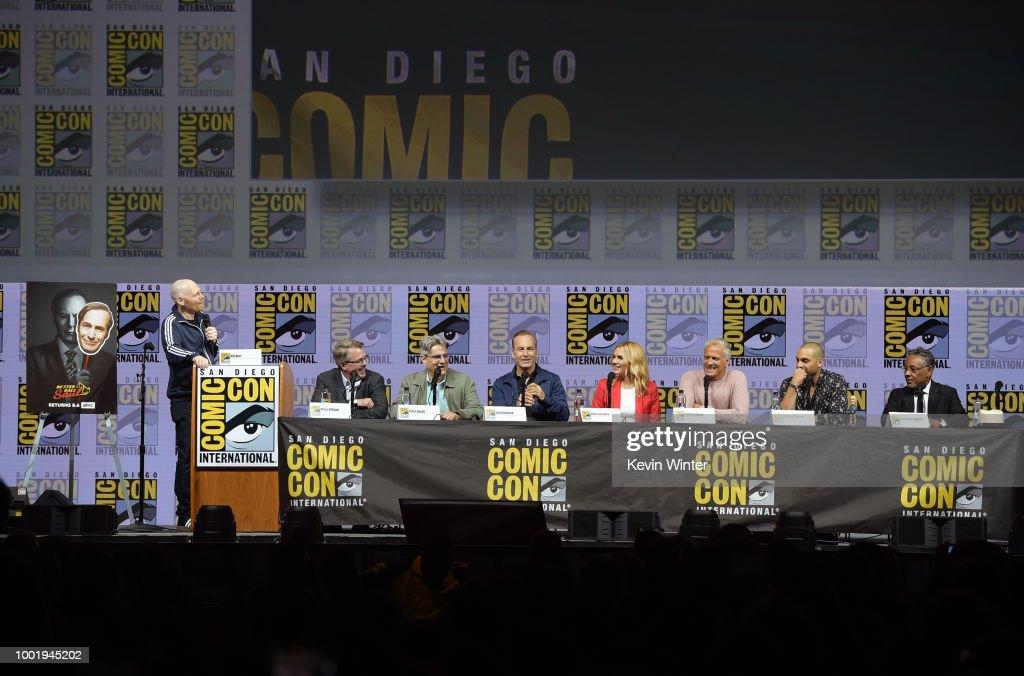 "Comic-Con International 2018 - AMC's ""Breaking Bad"" 10th Anniversary Celebration"