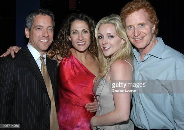 Bill Butler Melina Kanakaredes Jane Krakowski and Bob Gersh