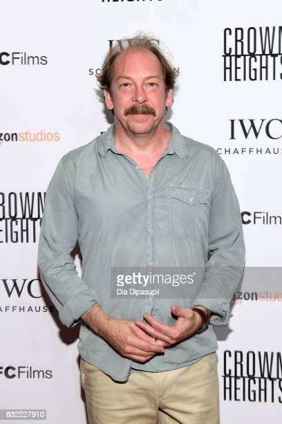 Bill Camp attends the Crown Heights New York premiere at Metrograph on August 15 2017 in New York City