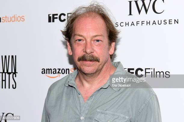 """Bill Camp attends the """"Crown Heights"""" New York premiere at Metrograph on August 15, 2017 in New York City."""