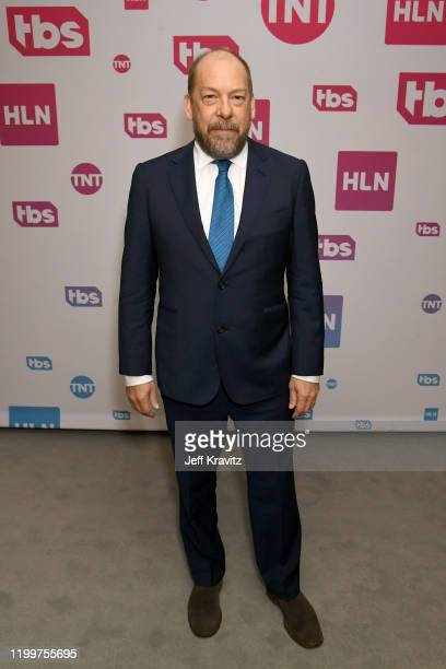 Bill Camp of 'Forensic Files II' poses in the green room during the 2020 Winter Television Critics Association Press Tour at The Langham Huntington,...