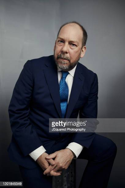 Bill Camp of HLN's 'Forensic Files II' poses for a portrait at the 2020 Winter TCA Portrait Studio at The Langham Huntington, Pasadena on January 15,...