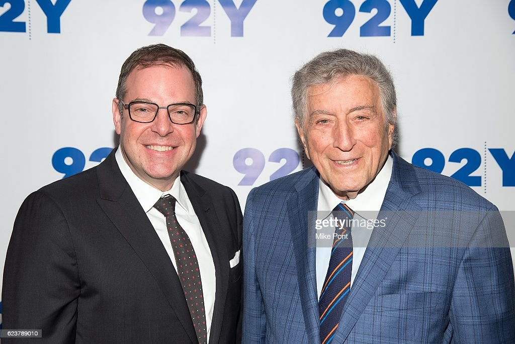 Tony Bennett In Conversation With Gayle King