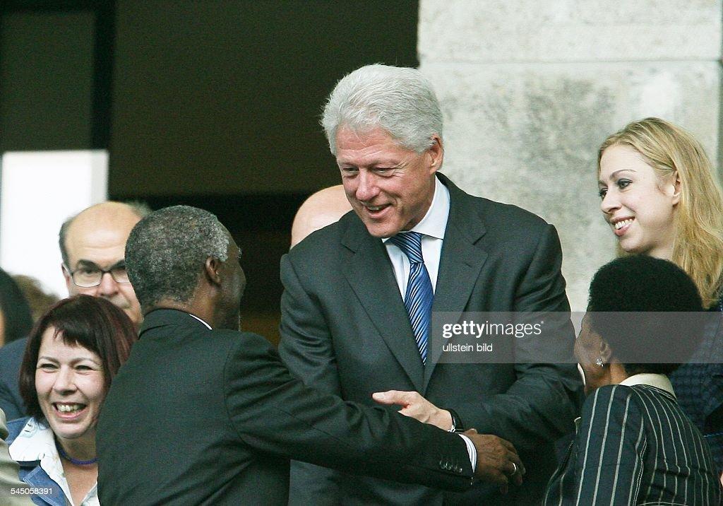 Bill clinton tochter