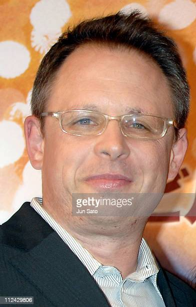 Bill Condon director during Dreamgirls Tokyo Press Conference February 14 2007 at Blue Note Tokyo in Tokyo Japan
