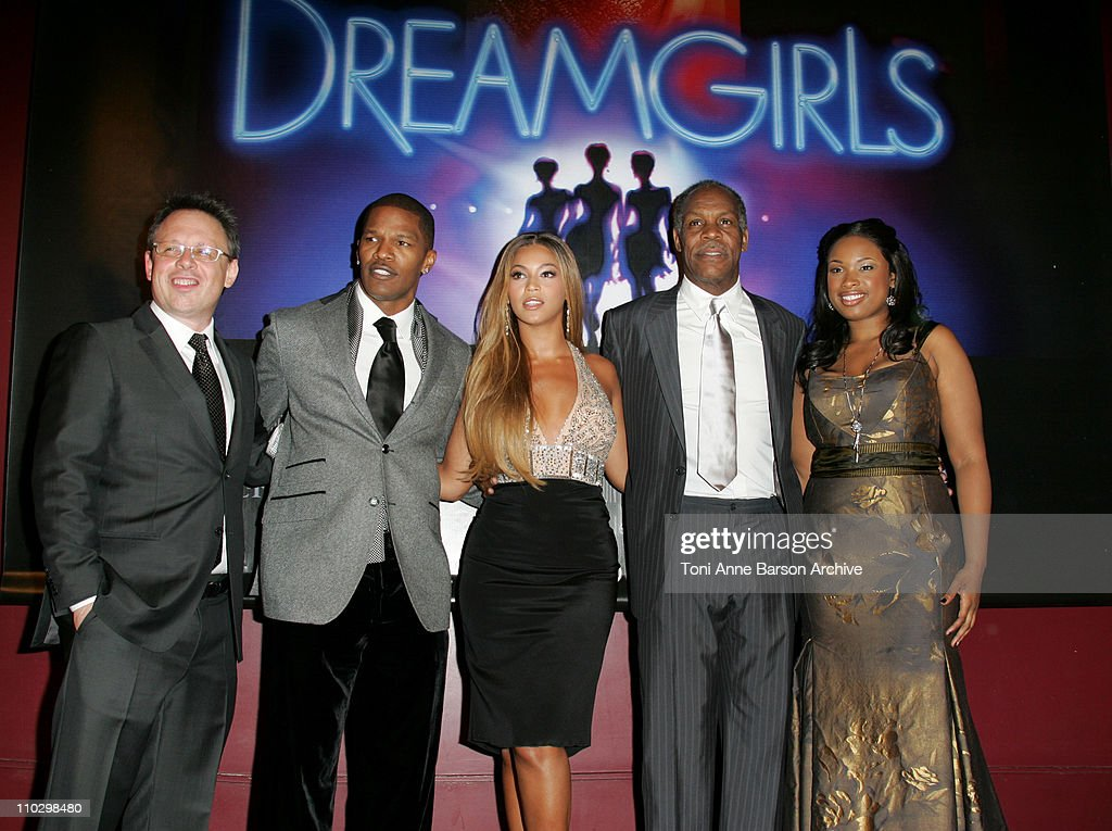 """Dreamgirls"" - Paris Premiere - Red Carpet Arrivals : News Photo"