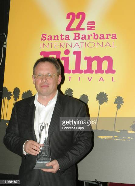 Bill Condon during 22nd Annual Santa Barbara International Film Festival Bill Condon Honored with The Montecito Award Show at Lobero in Santa Barbara...
