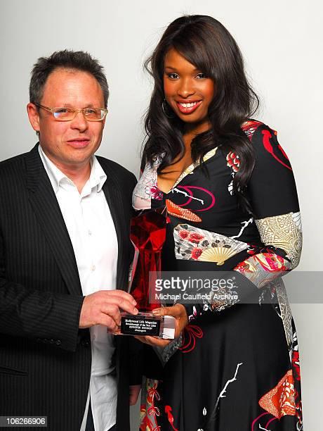 Bill Condon presenter and Jennifer Hudson winner Breakthrough Award for Dreamgirls