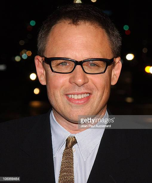 Bill Condon writer/director during Kinsey Los Angeles Premiere Arrivals at Mann Village in Westwood California United States