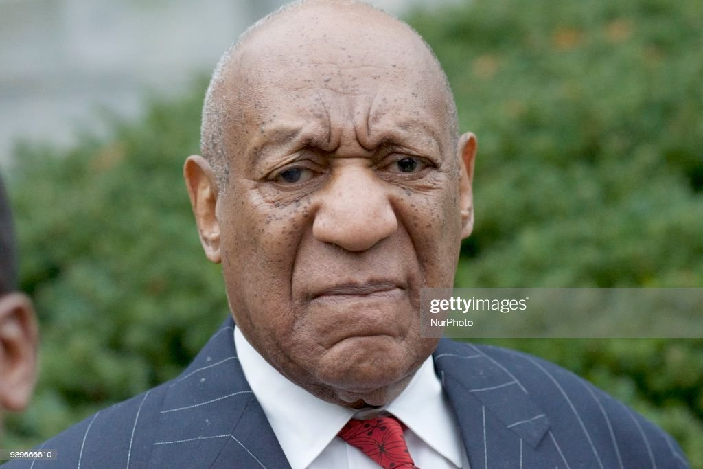 Bill Cosby Arrives for Sexual Assualt Trial in Norristown, PA : News Photo