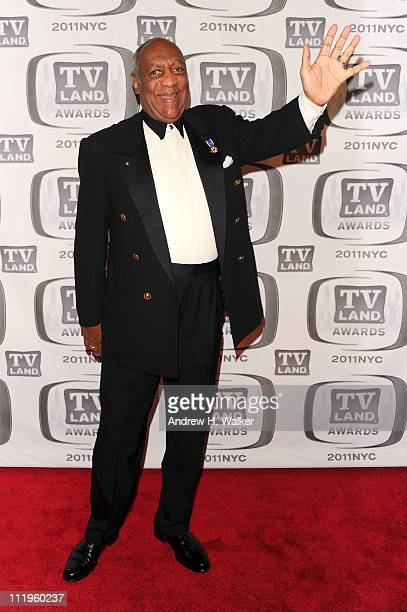 Bill Cosby attends the 9th Annual TV Land Awards at the Javits Center on April 10, 2011 in New York City.