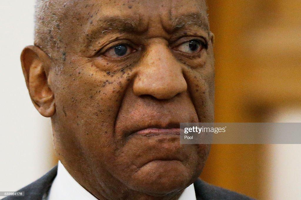 Bill Cosby Preliminary Hearing : News Photo