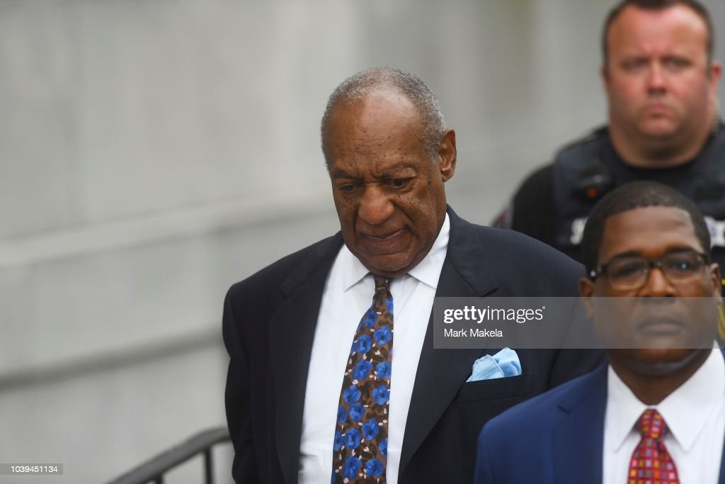 Sentencing Begins In Bill Cosby Trial : News Photo